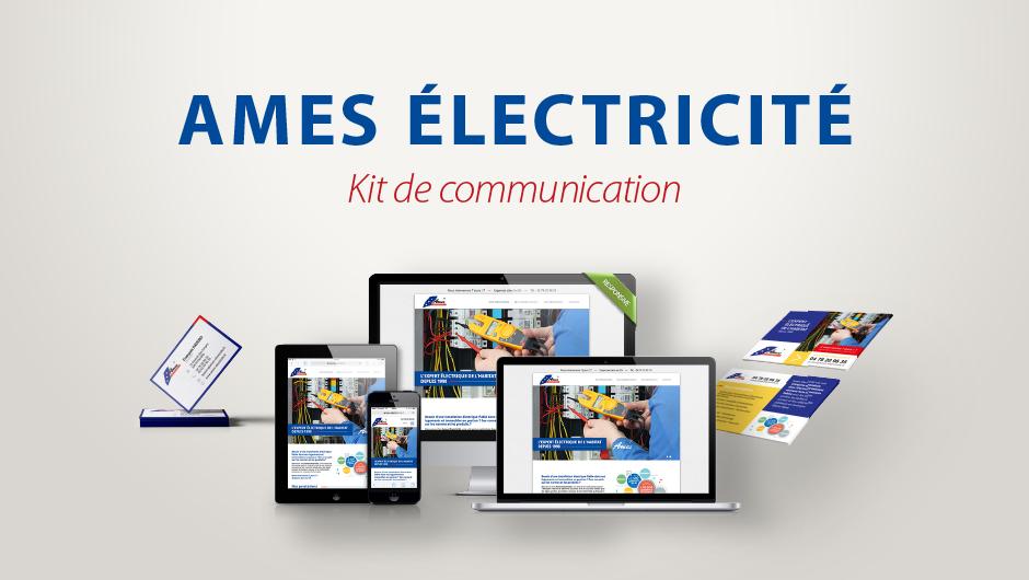 Kit de communication AMES Électricité