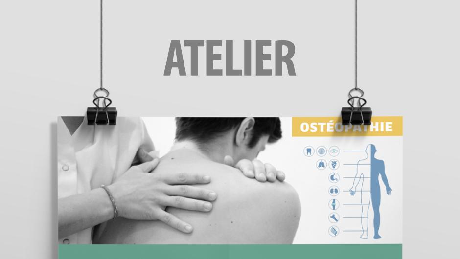 Atelier TOMYAN – Ostéopathie au travail